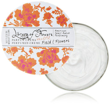 Library of Flowers Parfum Crema, Field & Flowers