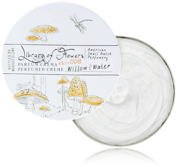 Library of Flowers Parfum Crema, Willow & Water