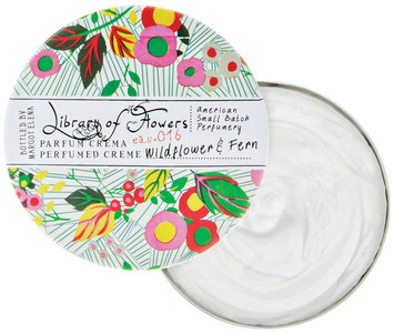 Library of Flowers Parfum Crema, Wildflower & Fern