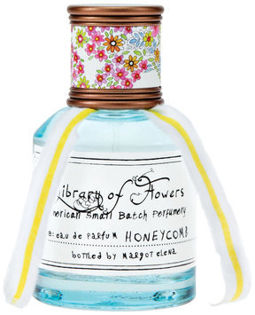 Library of Flowers Eau de Parfum, Honeycomb