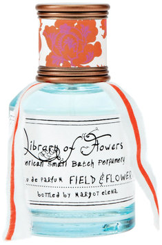 Library of Flowers Eau de Parfum, Field & Flowers