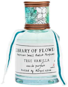 Library of Flowers Eau de Parfum, True Vanilla