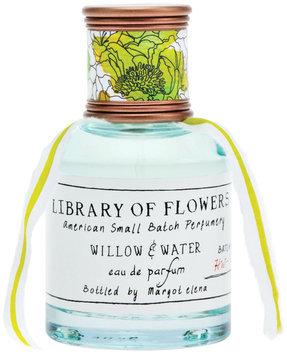 Library of Flowers Eau de Parfum, Willow & Water