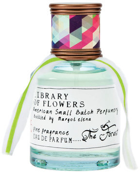 Library of Flowers Eau de Parfum, The Forest