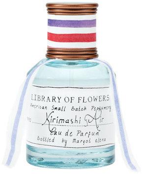 Library of Flowers Eau de Parfum, Kirimashi Air