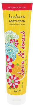 Love & Toast Body Lotion Clementine Crush, Tube