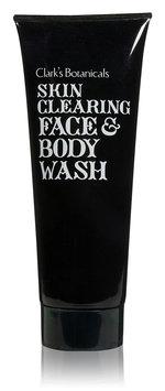 Clark's Botanicals Skin Clearing Face & Body Wash