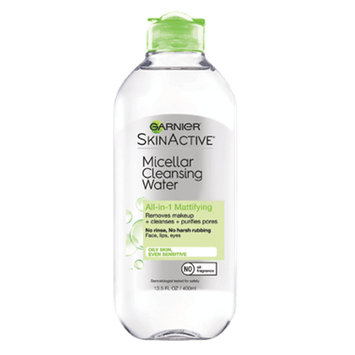 Garnier SkinActive All-in-1 Mattifying Micellar Cleansing Water
