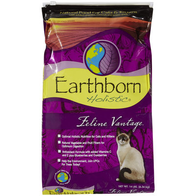 Earthborn Holistic Feline Vantage
