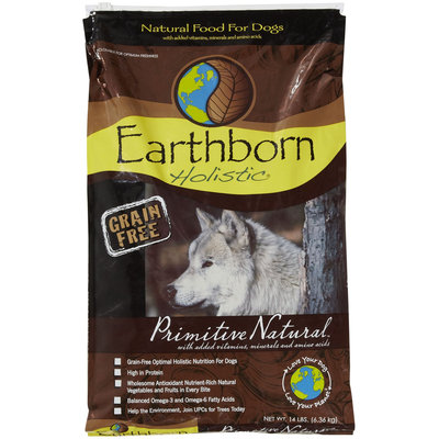 Earthborn Holistic Primitive Natural