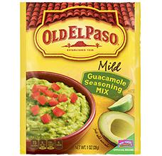 Old El Paso® Guacamole Seasoning Mix