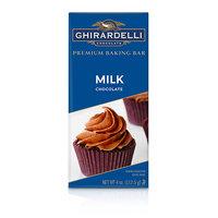 Ghirardelli Milk Chocolate Baking Bar