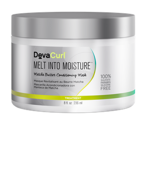 DevaCurl Melt Into Moisture: Matcha Butter Conditioning Mask