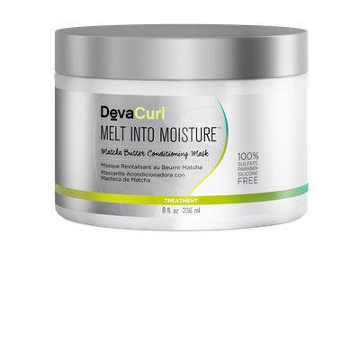DevaCurl Melt Into Moisture, Matcha Butter Conditioning Mask