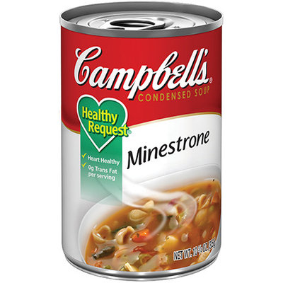 Campbell's® Healthy Request® Minestrone Soup