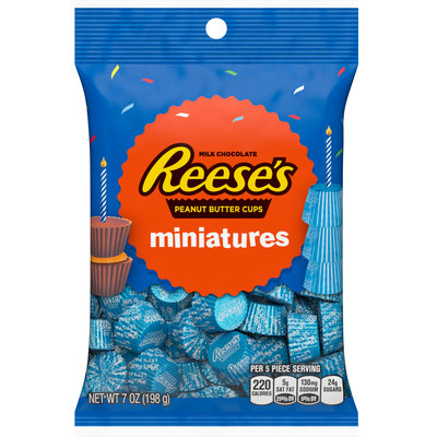 Hershey's Reese's Birthdays Peanut Butter Cups