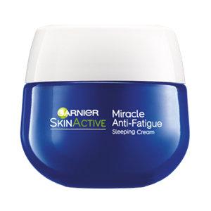 Garnier SkinActive Miracle Anti-Fatigue Sleeping Cream
