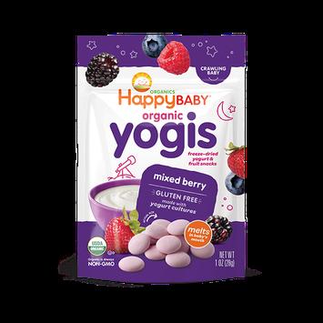 Happy Baby® Organics Mixed Berry Yogis