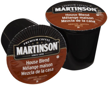 Martinson Coffee K-Cups - House Blend - 48 ct