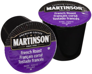 Martinson Coffee K-Cups - French Roast - 48 ct
