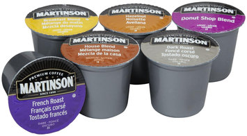 Martinson Coffee K-Cups, Variety Pack, 36 ct