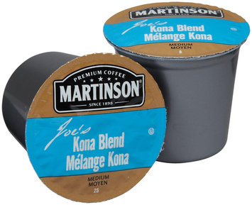 Martinson Coffee Single Serve Realcup For Keurig K-Cup Brewers - Kona Blend - 24 ct