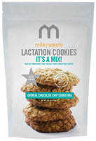 Milkmakers A8-CHOC-003B Its a Mix - Oatmeal Chocolate Chip 3 bags of mix makes 36 cookies