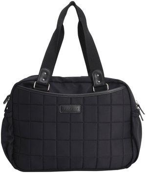 Perry Mackin stellakim Leslie Diaper Bag in Black