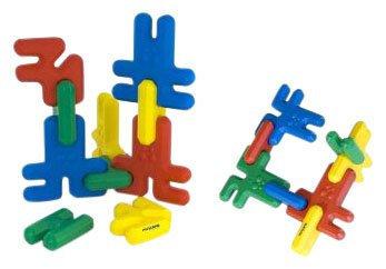 Miniland Educational Corp 32230 Kim Buni Super 52 pieces- container