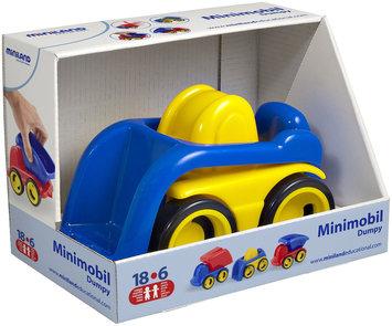 Miniland Educational 27467 Minimobil Dumpy Truck - Digger. Case