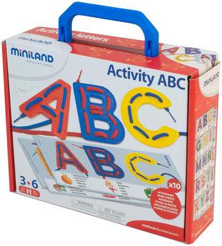Miniland Educational 31866 Activity ABC