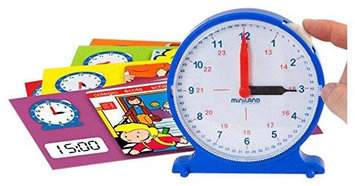 Miniland Educational 95282 Activity Timer