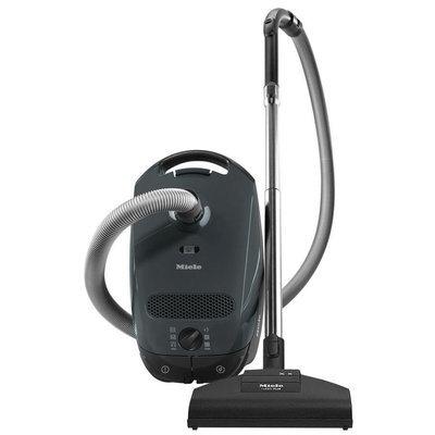 Miele Classic C1 Capri Lava Grey Canister Vacuum