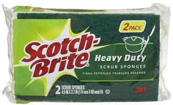 Scotch-brite Heavy Duty Scrubber - 1 ct.