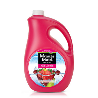 Minute Maid® Premium Berry Punch