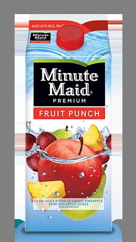 Minute Maid® Premium Fruit Punch