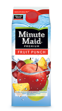Minute Maid® Premium Fruit Punch
