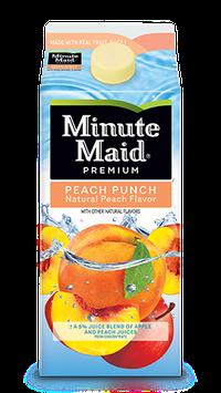 Minute Maid® Premium Peach Punch