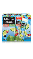 Minute Maid® Soft Frozen Limeade – Cherry Tubes