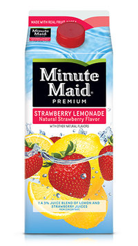 Minute Maid® Strawberry Lemonade