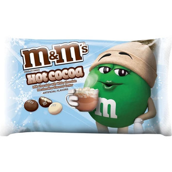 M&M's Holiday Hot Cocoa