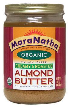 Maranatha Natural Almond Butter