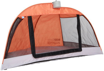 Moby Baby Snugspace Tent - Orange