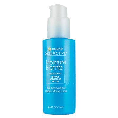 Garnier SkinActive Moisture Bomb SPF 30 The Antioxidant Super Moisturizer