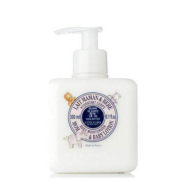 L'Occitane Mom And Baby Body Lotion