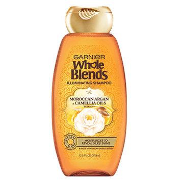 Garnier Whole Blends Moroccan Argan & Camellia Oils Extracts Illuminating Shampoo