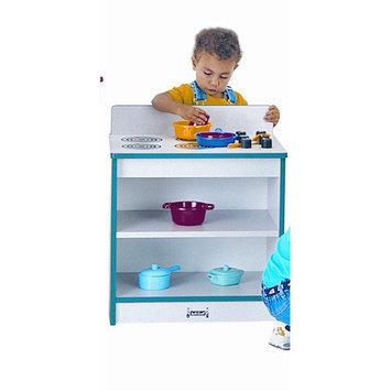 Jonti-Craft 0409JCWW180 Toddler Stove - Black