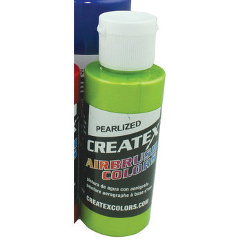 Createx Airbrush Colors 4 oz. opaque white 5212