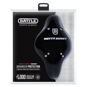 Battle Sports Science Nutty Buddy Youth Protective Cups Hog(Md) X-Large (28