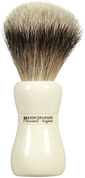 Mason Pearson Silver Tip Badger Shave Brush, Ivory